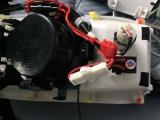 エレクトロタップでACC電源を分岐
