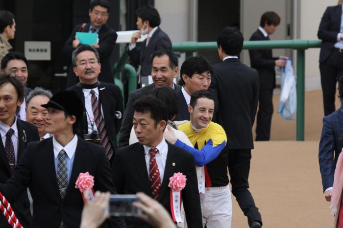 2016 マカヒキ 弥生賞ルメール騎手