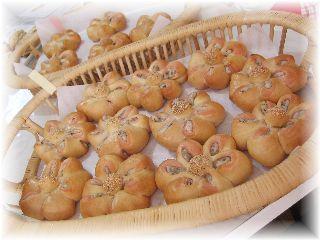 160302 花のパン
