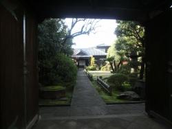 圓珠院(台東区上野桜木)