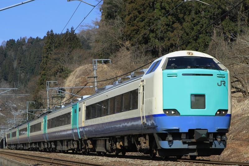 3/29 R28 糸魚川快速