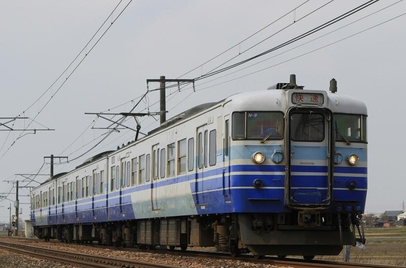 3/30 3373M N9 新井快速