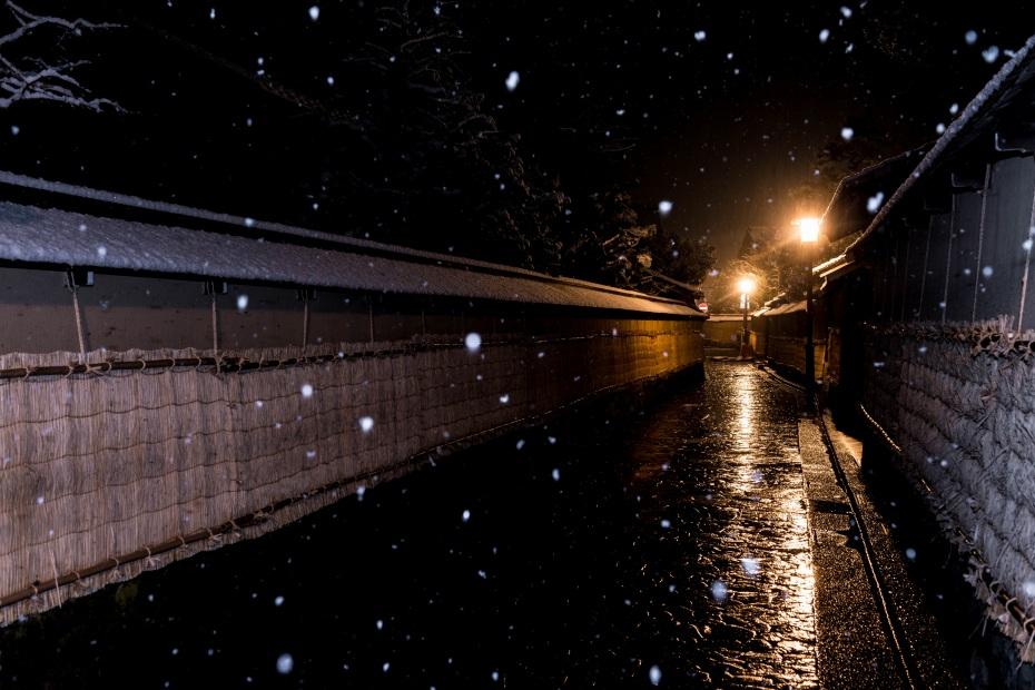 2016.02.25金沢の雪景色2
