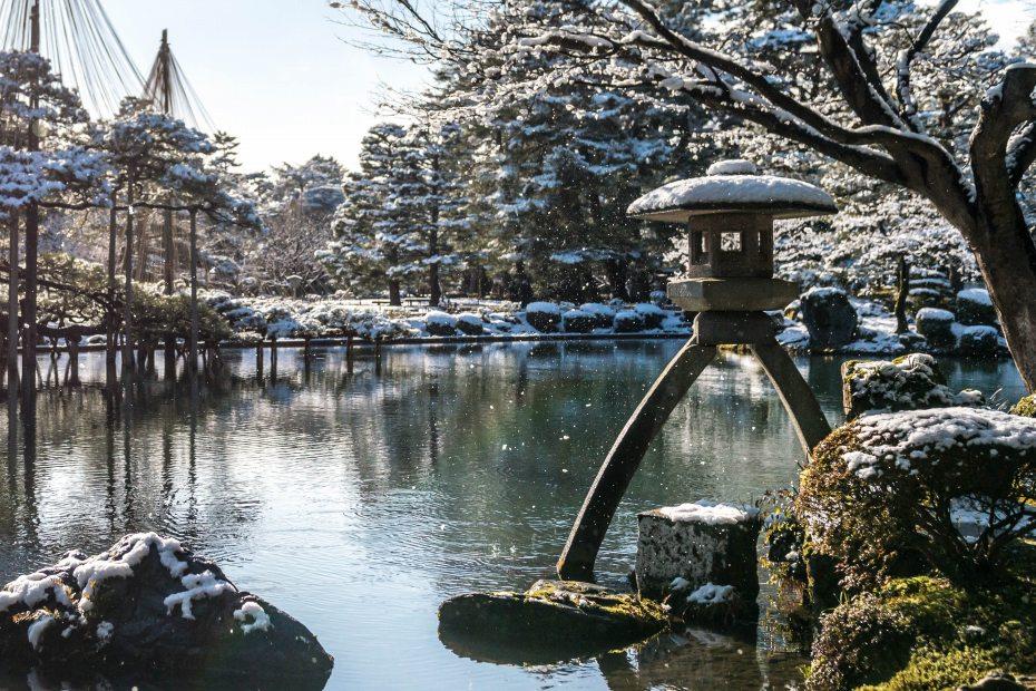 2016.02.25兼六園の雪景色16