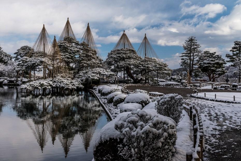2016.02.25兼六園の雪景色12