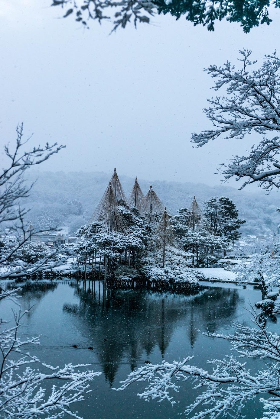 2016.02.25兼六園の雪景色4.2