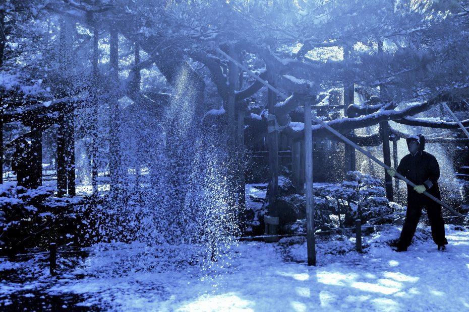 2016.02.25兼六園の雪景色18