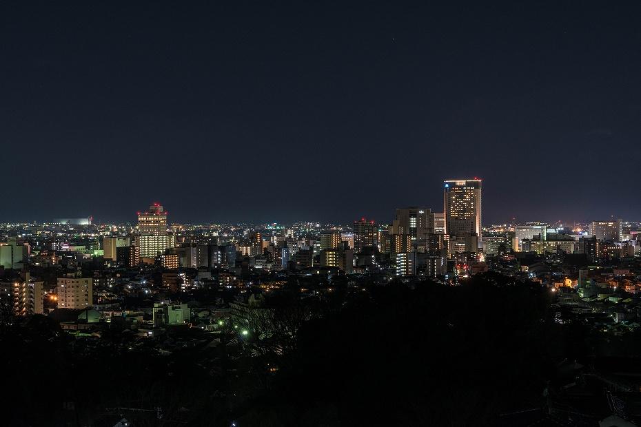 2016.03.12卯辰山夜景4