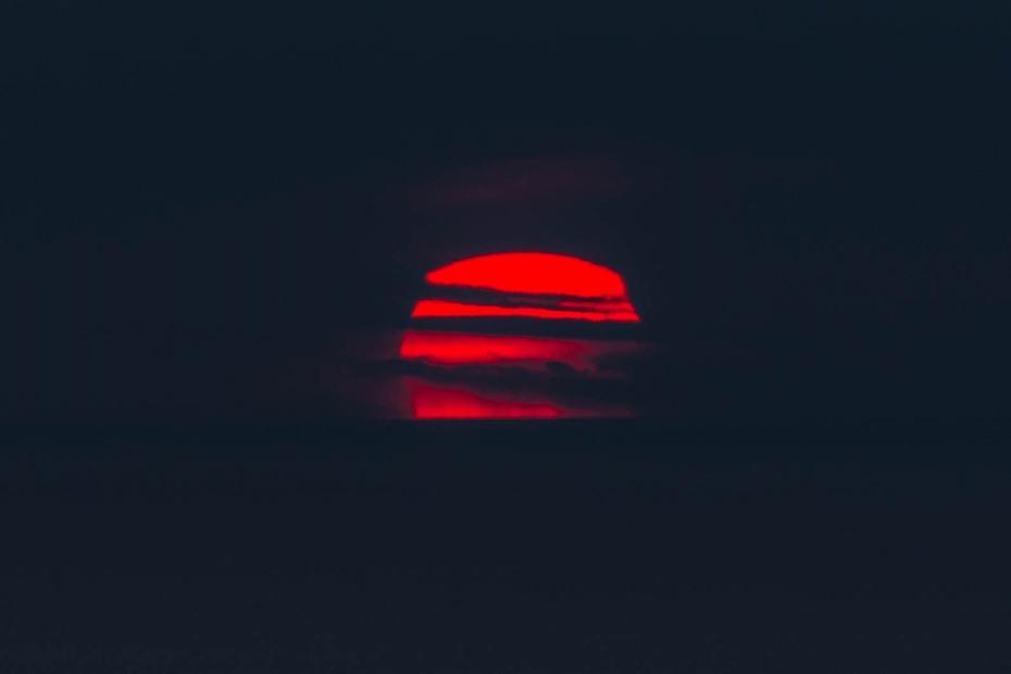 2016.03.27加賀平野の夕焼け11