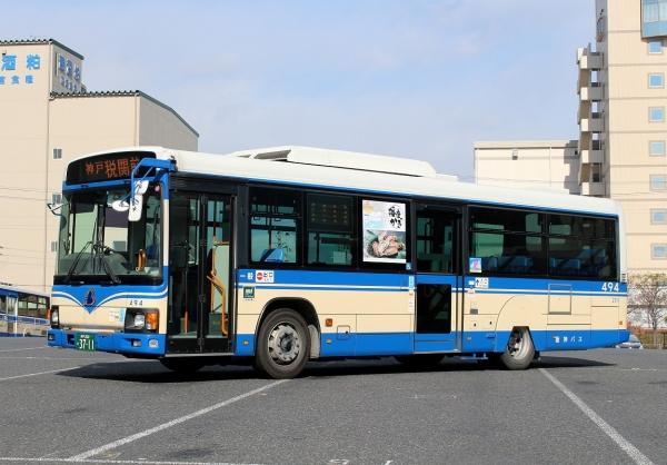 神戸200か3711 494