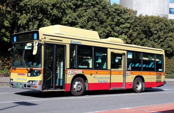 横浜200か1707 O0102