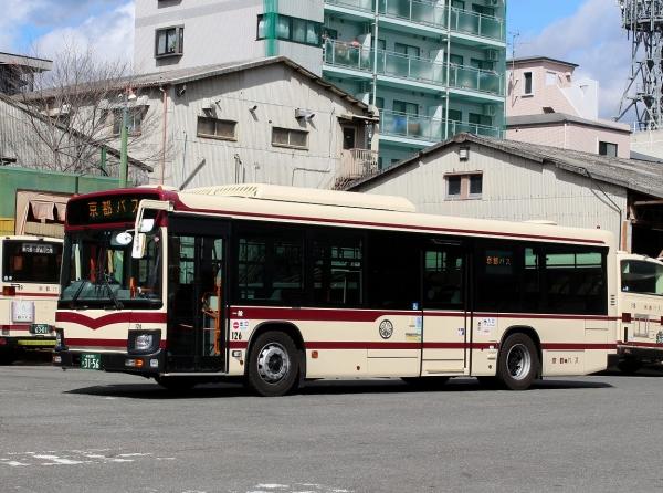 京都200か3156 126