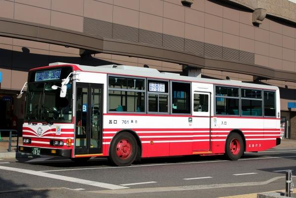広島200か1832 761