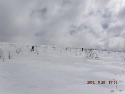 縮小2外輪山を登る