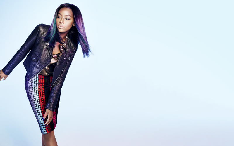 Farfetch shoot - Justine Skye, look 4_nuoujx