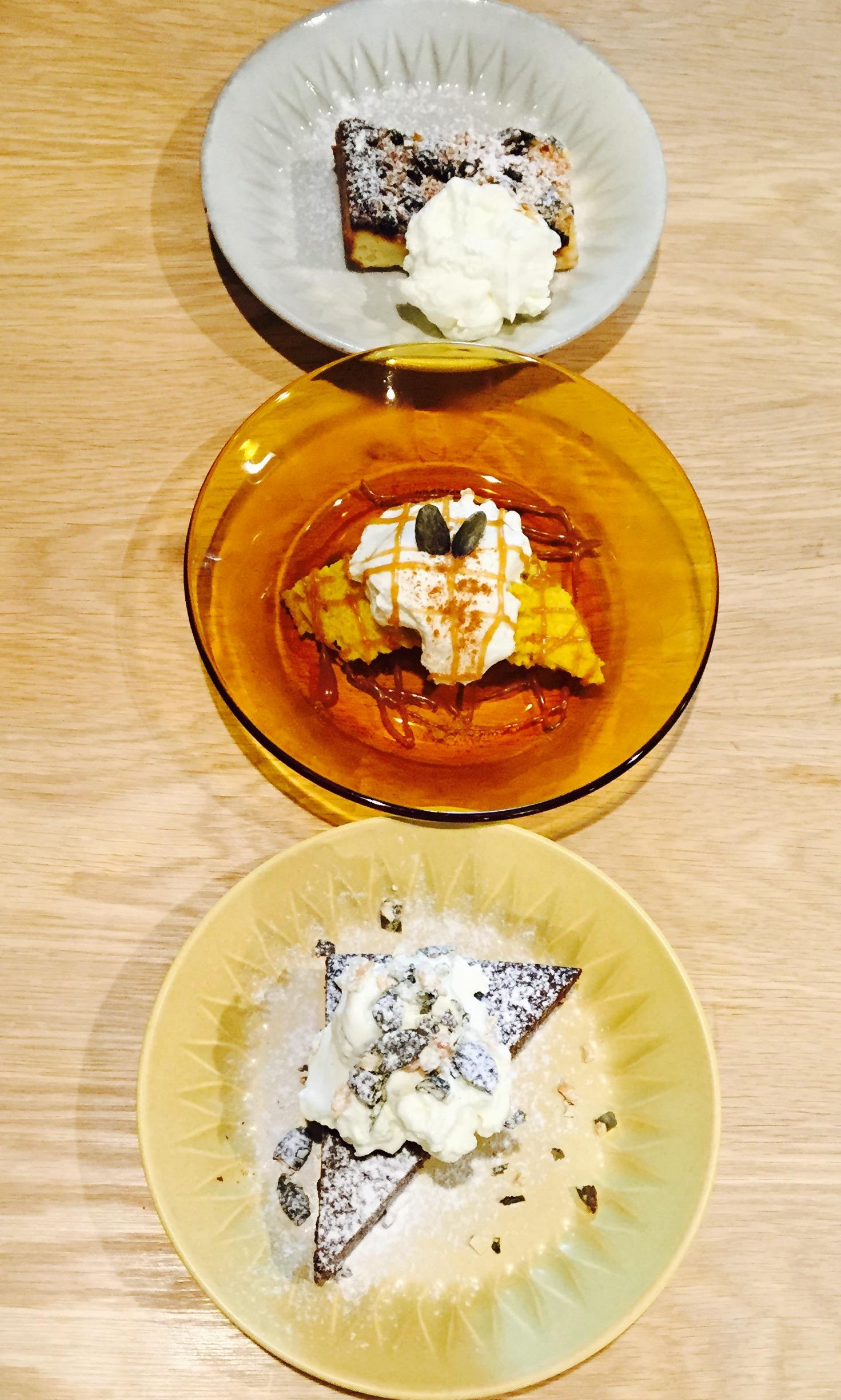 カフェジュノのデザート3