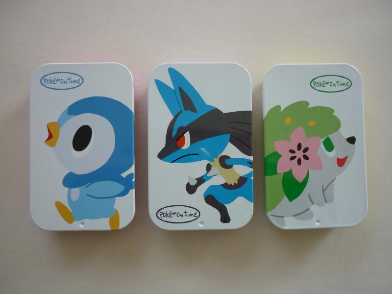 プチ缶コレクション Pokemon time DP シークレット