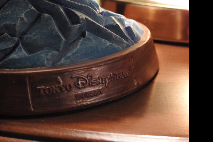 ディズニーシー 海底2万マイル フィギュアリン ロゴ