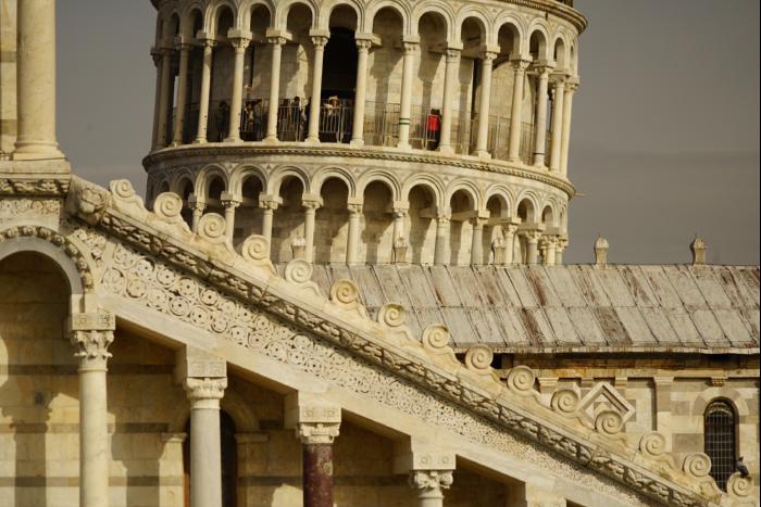 ピサの斜塔 2016-3