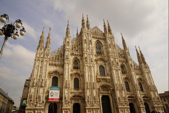 ミラノ 大聖堂 2016-3