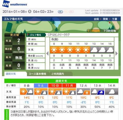 CPG天気2