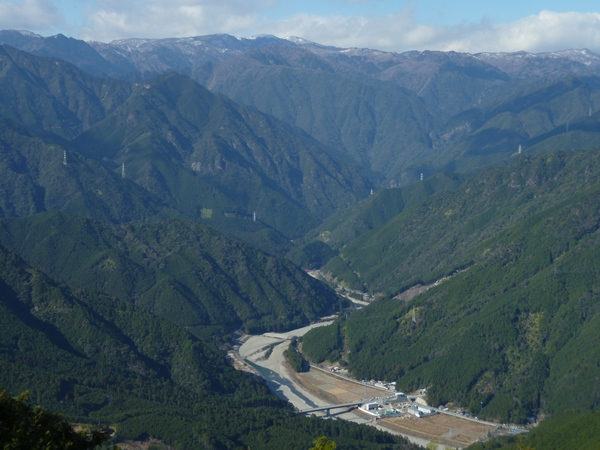 20100116馬越⇔天狗倉山 (10)