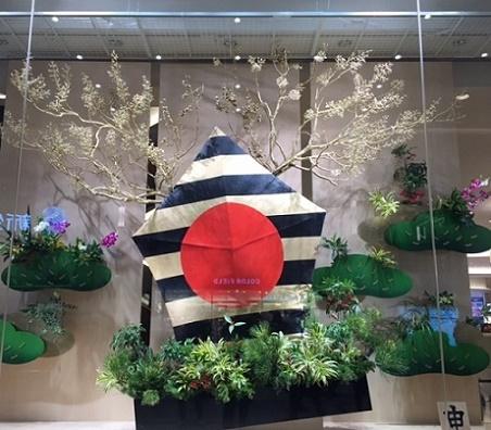 阪急ショーウインドー 1 縮小