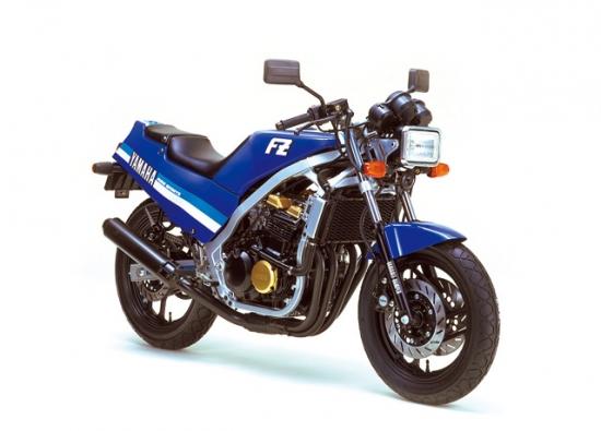 yamaha fz400n 85-2