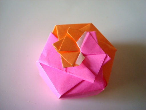 Origami box-5