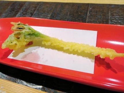 16-3-15 5天ぷら山菜