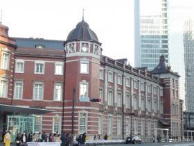 東京駅丸の内南口