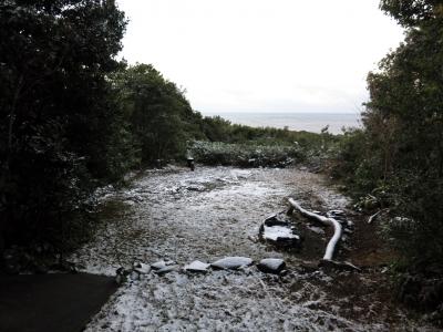 160125-105=雪の枕流庵前庭海