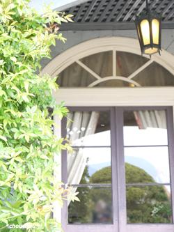 グラバー邸 窓
