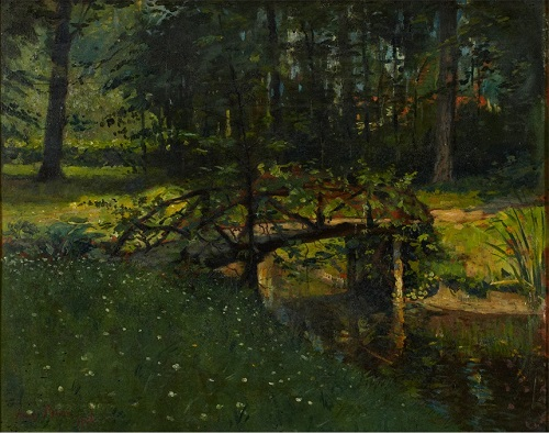 bridge-over-the-forest-creek-bron-painting-auction20160222.jpg