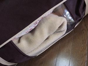 PC120108 不織布布団袋