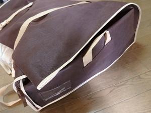 PC120115 不織布布団袋