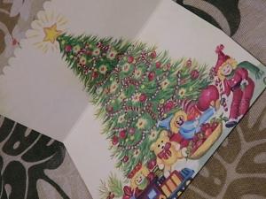 PC190109 201512クリスマスカード