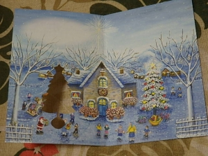 PC190115 201512クリスマスカード