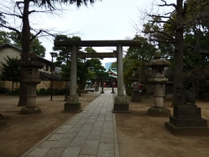 P3050974  1603品川神社