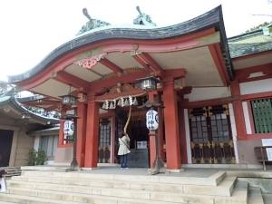 P3050985 1603品川神社
