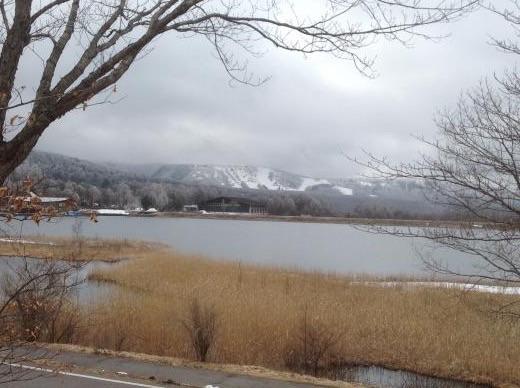 160321家族旅行女神湖