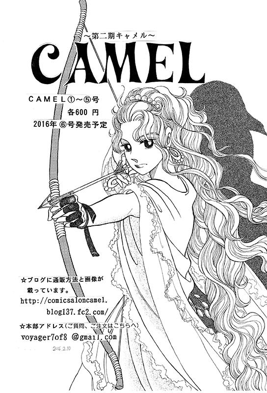 CAMEL6号チラシ