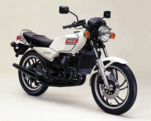 yamaha RZ250 copy
