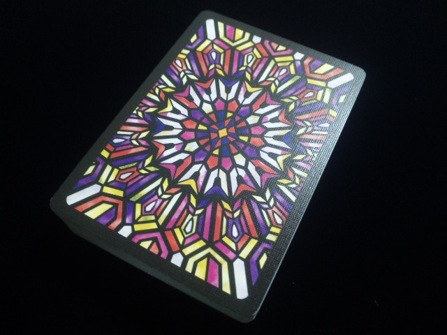 Stained Glass Playing Cards (BICYCLE) (3)