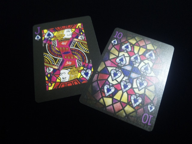 Stained Glass Playing Cards (BICYCLE) (7)
