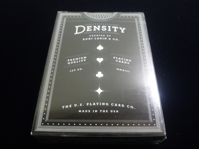 Density Playing Card Deck (2)