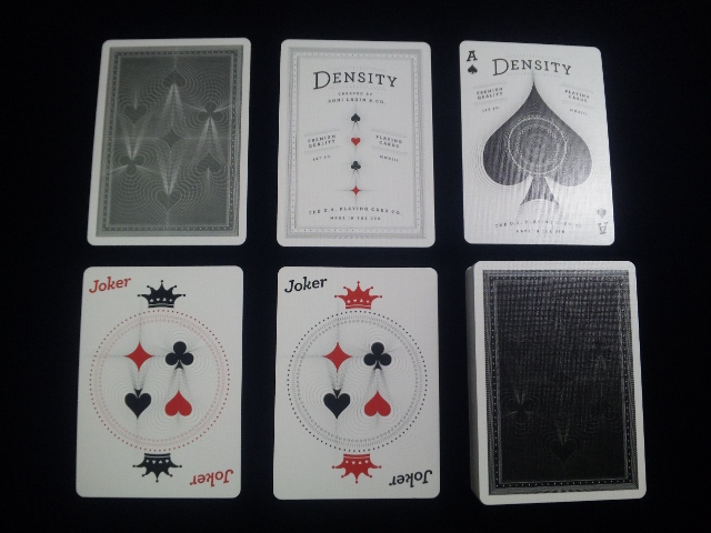 Density Playing Card Deck (5)