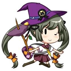 九一式徹甲弾妖精さんアクリルストラップ