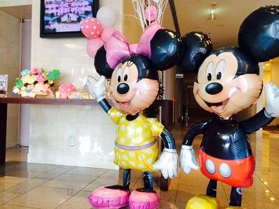 20160214ミッキー&ミニー