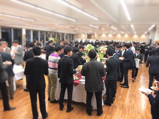 早稲田大学 パーティー ケータリング